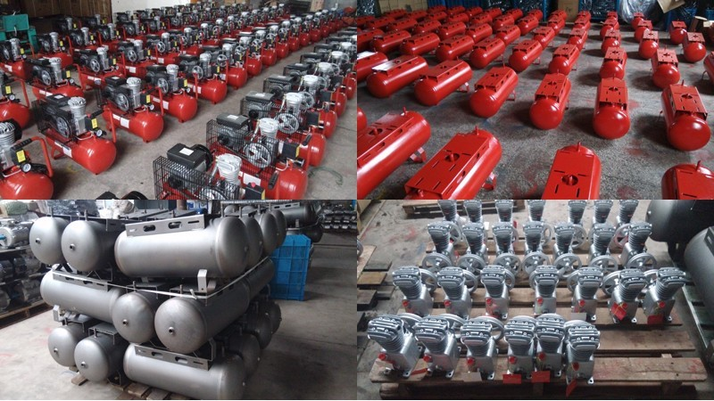 mzb 15 years experience 3-cylinder air compressor 500 liter