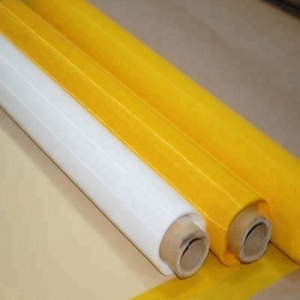 White High Tension Polyethylene Silk Screen Printing Mesh