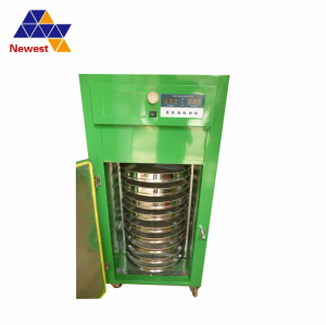 China Manufacturer Food Dehydrator Belt Dryer Tea Leaf Drying Machine