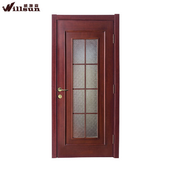 Comfortable Room Door Design With Glass Part 7