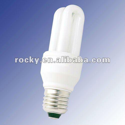 sell 7mm 7w 2u compact fluorescent tubes(cfl)