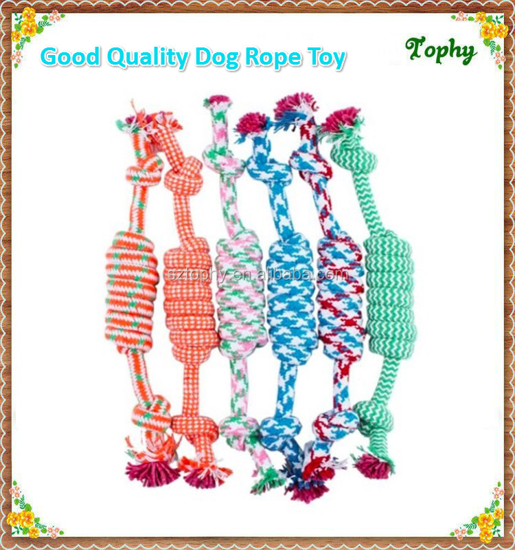 Pet Supplies Rat Type Cotton Rope Stuffed Dog Toys For Small to Medium Dogs