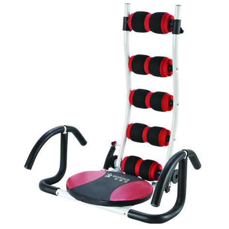 Js g ab train small exercise equipment home gym fitness