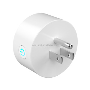 manufacture Switch Outlet Mini With Timing Function For IOS/Android, APP Remote Control Wireless Wifi Smart Plug