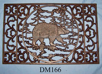 new !antique cast iron door mat outdoor metal door stone mat