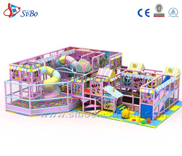 Gm0 shopping center kids play area kids indoor playground for Indoor play area for kids