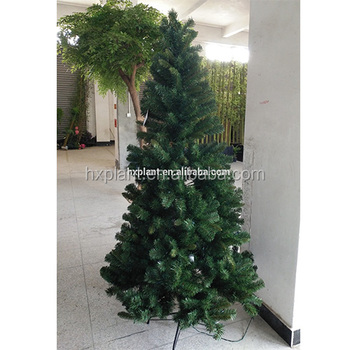 China christmas tree Artificial pine tree synthetic Christmas trees wholesale