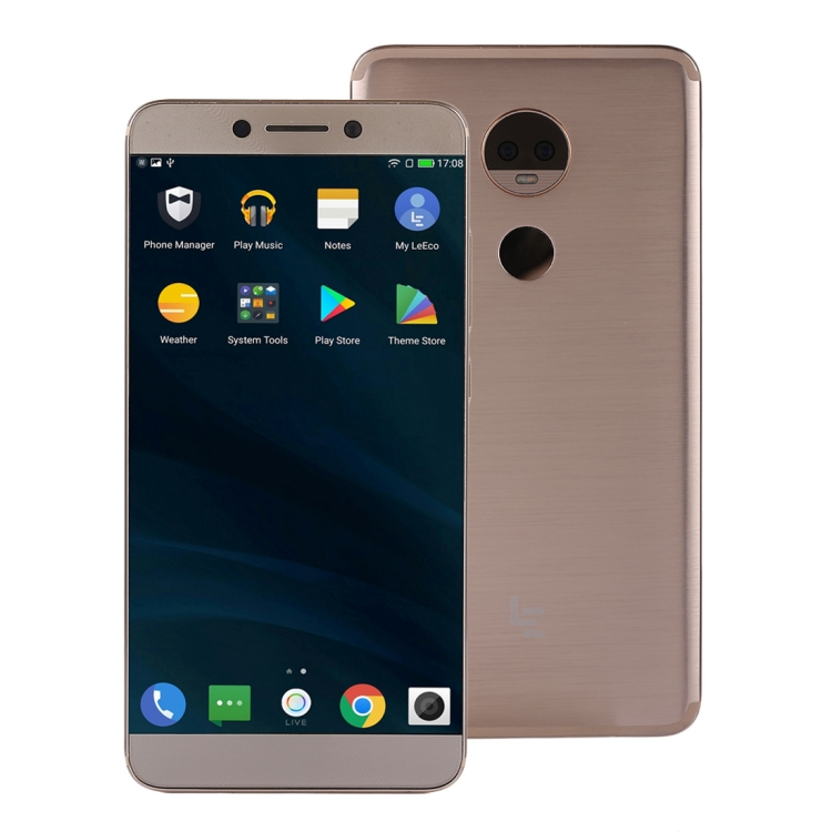 New Product Dropshipping Original Gold Letv LeEco Le X850 RAM 6GB ROM 64GB Android 4G Wholesale Mobile Phone