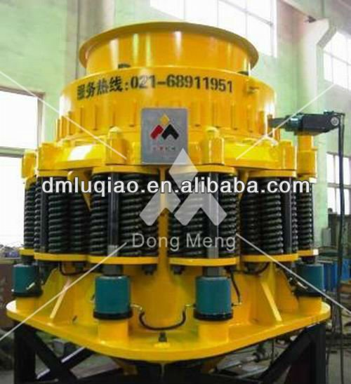 China Best dongmeng compound complete stone crusher plant