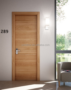 UL listed fire door 20 minuets wood veneered solid core door