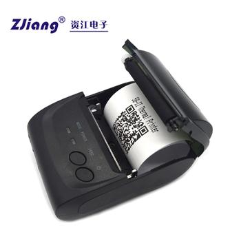 Mini Bluetooth 2 0 58mm Zj-5802ld Android Printer Support Esc/pos Commands  - Buy Printer,Mini Bluetooth 2 0 58mm Printer,Android Printer Support