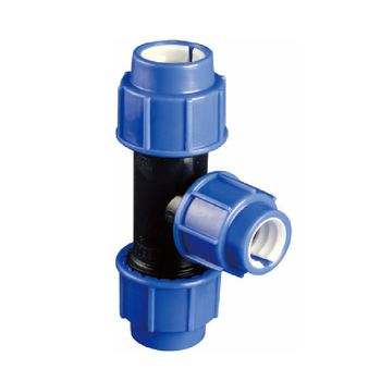 ERA 2014 yonggao plastic pipe fittings ( PP Compression Fittings)