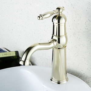 Fapully water saving faucet kitchen basin tap best selling brass basin faucet bathroom robinet