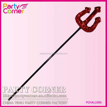 Devil Fork with Sequin Trident For Party