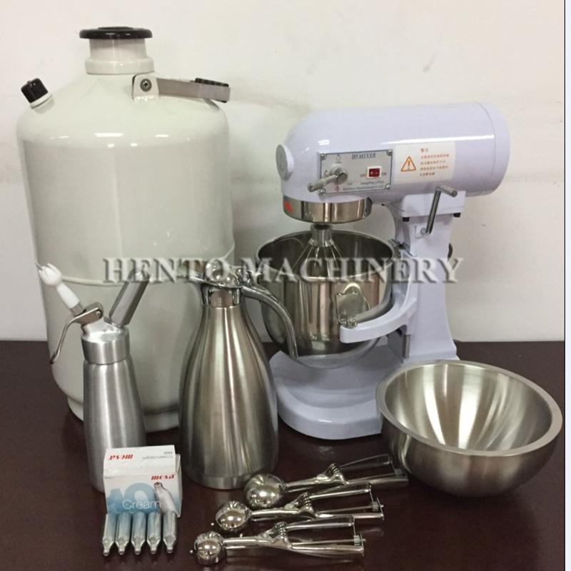 Hot Sale Liquid Nitrogen Ice Cream Machine With Factory ...