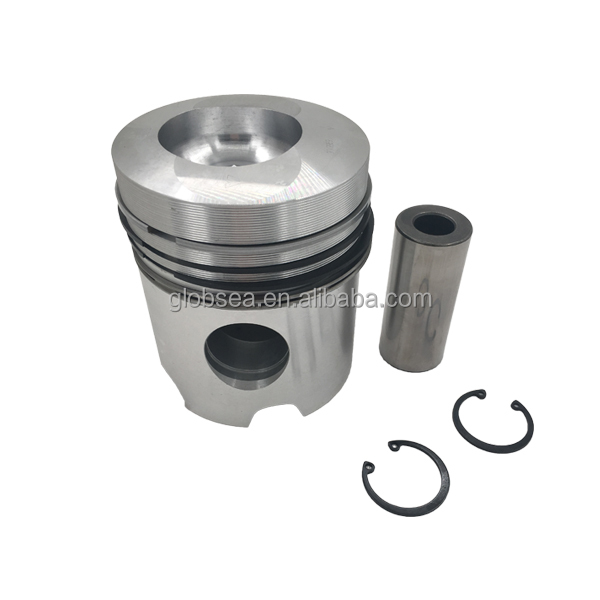 Deutz engine parts piston kit and rings with piston pin assembly