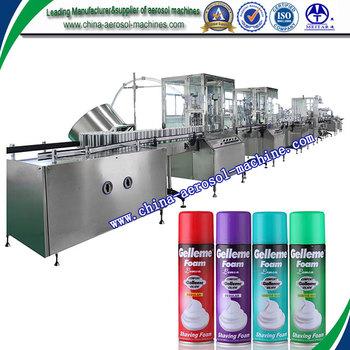 automatic spray machine