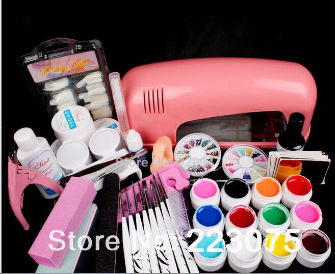 UVTL090 Nail Art Acrylic