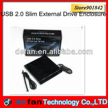 Optical Drive Cases for Laptop DVD-RW, DVD-RPM,CD-ROM