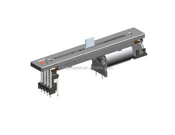 60mm Motorized Slide Potentiometer Buy 60mm Motorized