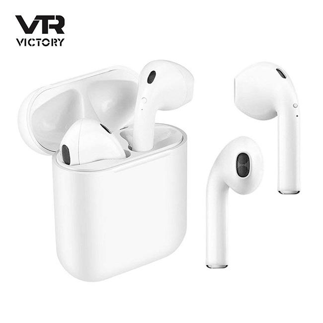 2019 VTR wireless BLE 5.0 earbuds blue tooth stereo headphones i9s mini tws earphone фото