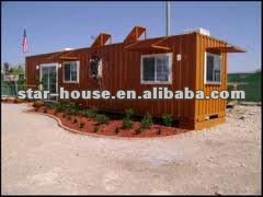Prefabricated wood house(certified by CE,B.V.,CSA &AS)
