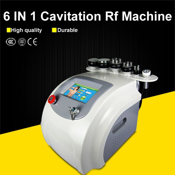 Cavitation tripolar radio frequency/40Khz cavitation slimming