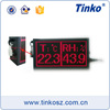 Super quality dot matrix led digital clock display, date and time led displays, monitor display
