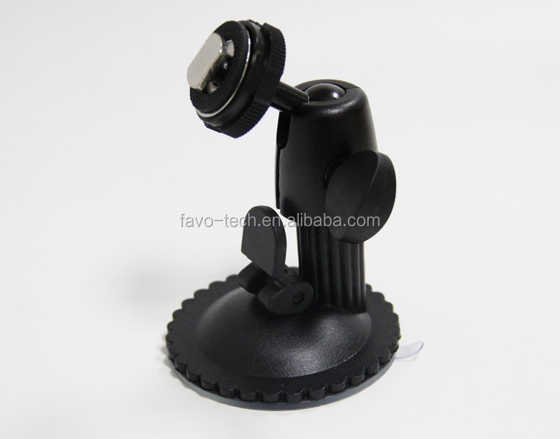 360 degrees Rotation Suction Cup Mount for car monitors