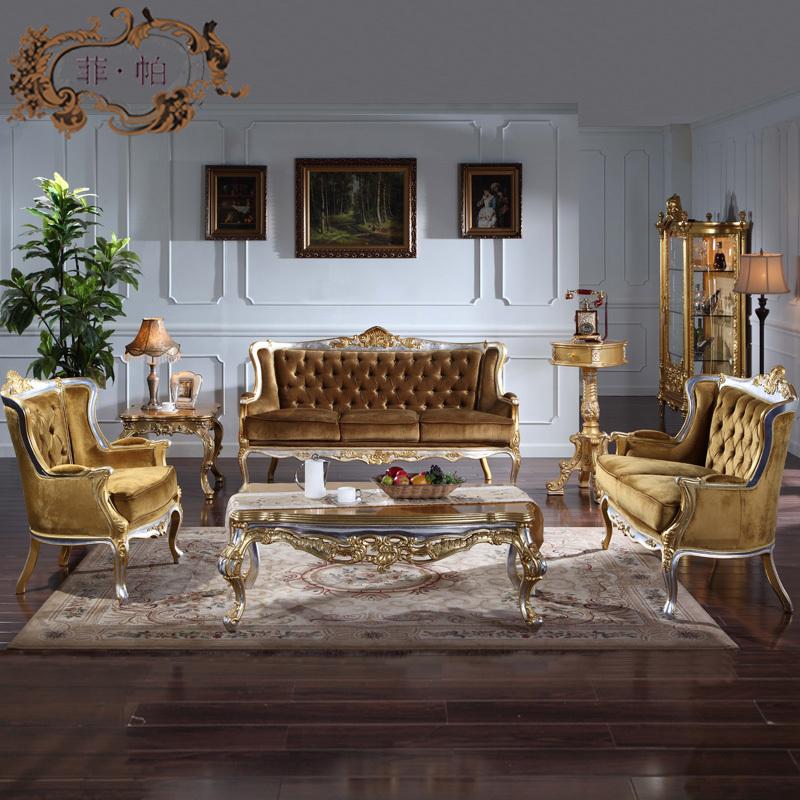 muebles de saln de estilo europeo clsico italiano antiguo sof muebles