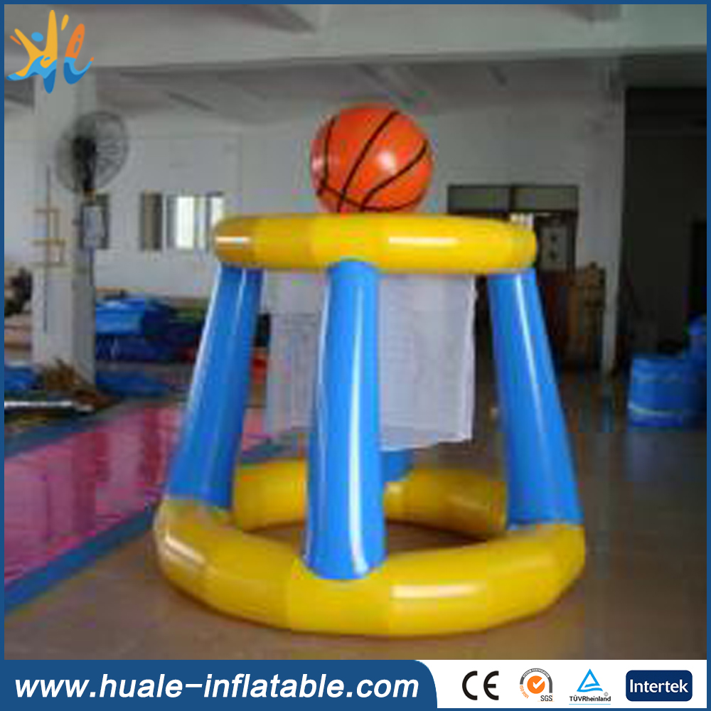 New product inflatable toys , inflatable basketball shoot hoop for sale