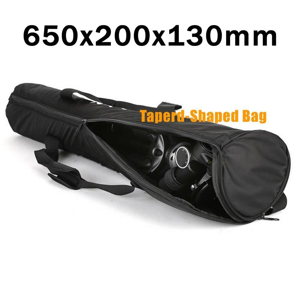 Foto.Studio 25.5 X 7.8 X 5 Inch Padded Nylon Camera Tripod Bag Light Stand Case Carry Travel for Manfrotto Velbon Gitzo Slik Etc Taperd-shaped 650mm
