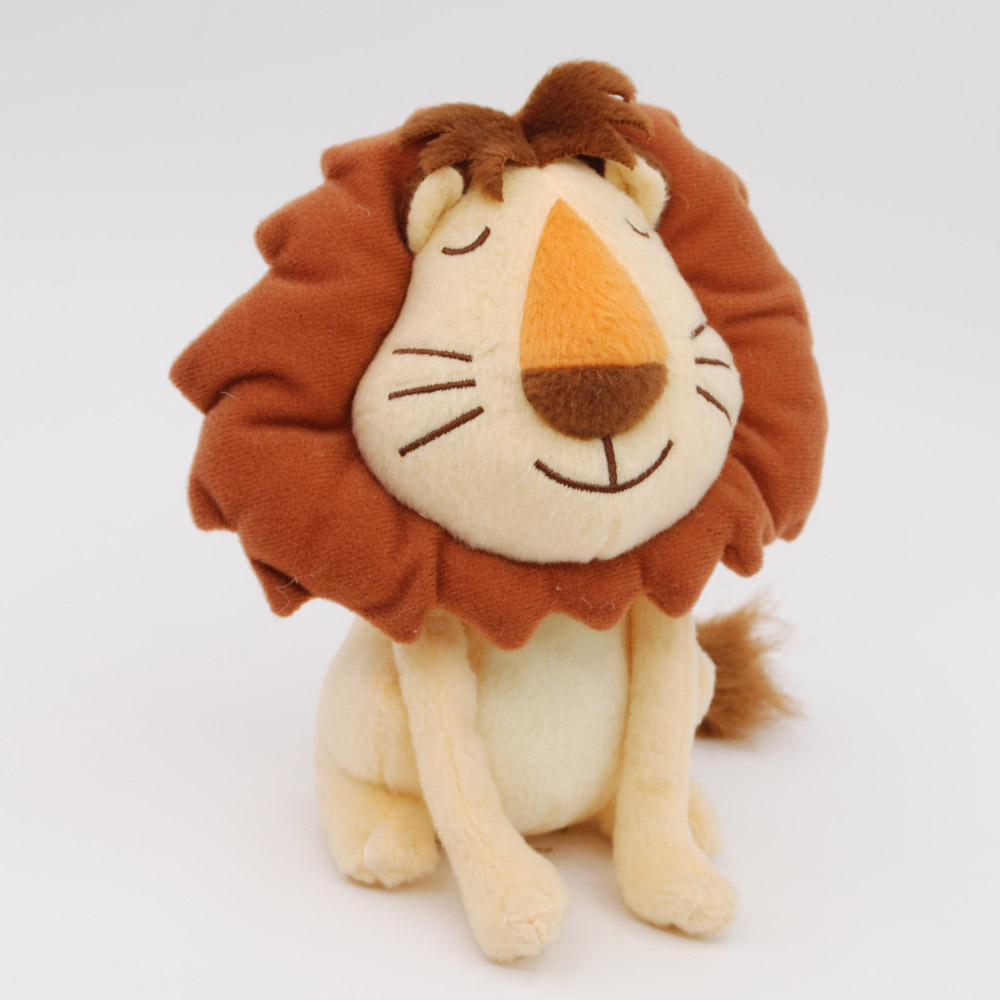 ODM OEM sunflower moustache head plush lion animal toy stuffed cartoon lion toy