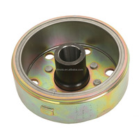 Engine Flywheel Rotor Magneto For Yamaha Banshee 350 YFZ350 ATV 4 Wheeler 87-06