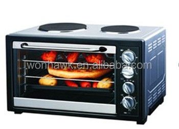 Sb Et25 Portable Electric Oven Stove