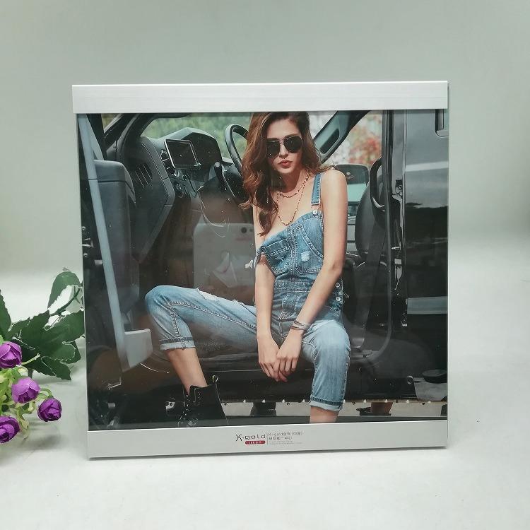 Barato 4x6 5x7 6x8 8x10 pulgadas marco de foto al por mayor con el ...