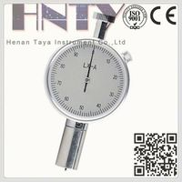Digital Shore hardness tester Type A for soft rubber