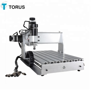 6090 working size 600*900*125mm 5 axis cnc router machine with Free shipping