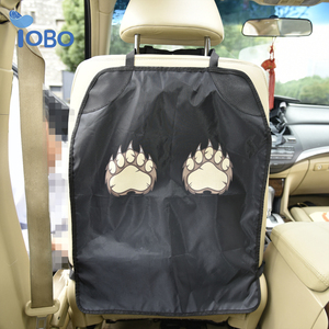 Luxury Car Seat Back Kick Mat Protectors Kick Mat with Large area Covers for Cars