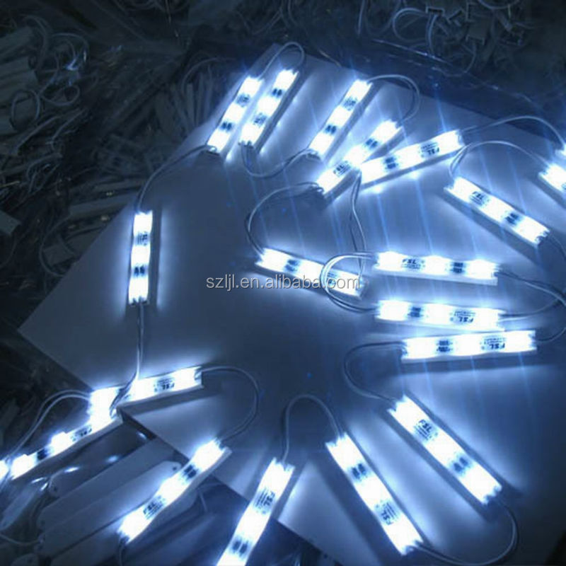 Outdoor IP65 6500K Natural White 3 Chips Samsung 5630 Led Module