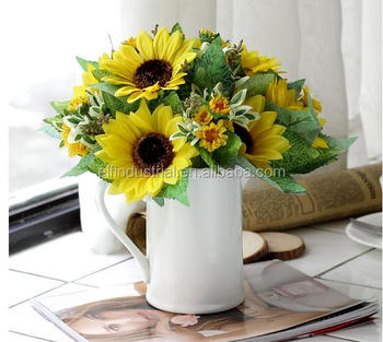 Wholesale silk vision flowers party decoration birthday artificial wholesale silk vision flowers party decoration birthday artificial flowers sunflower decorations mightylinksfo