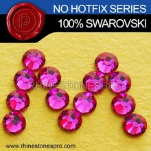 <span class=keywords><strong>Bijoux</strong></span> <span class=keywords><strong>Swarovski</strong></span> Elements Rose (209) 7ss Dos Plat Cristal Non Hotfix Strass