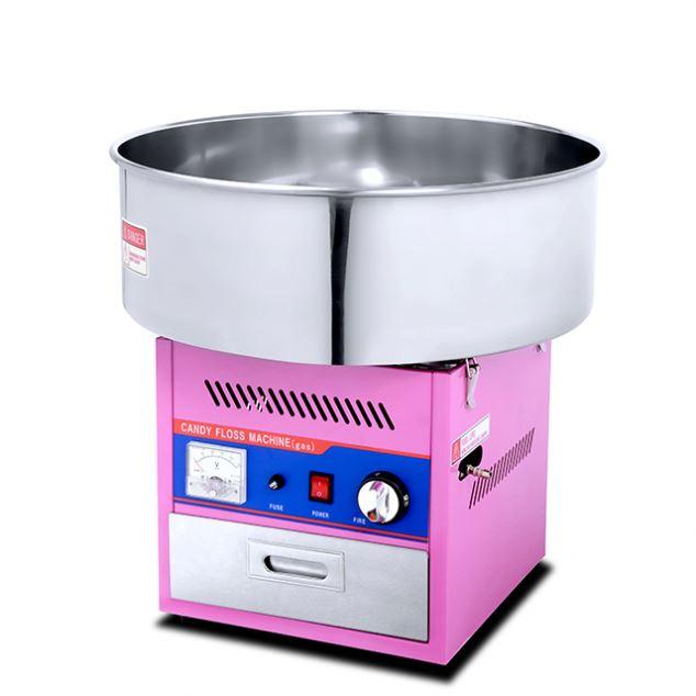 צעיר המחיר הטוב ביותר מכונה צמר גפן מתוק גז/כותנה חוט מכונת ממתקים AB-49