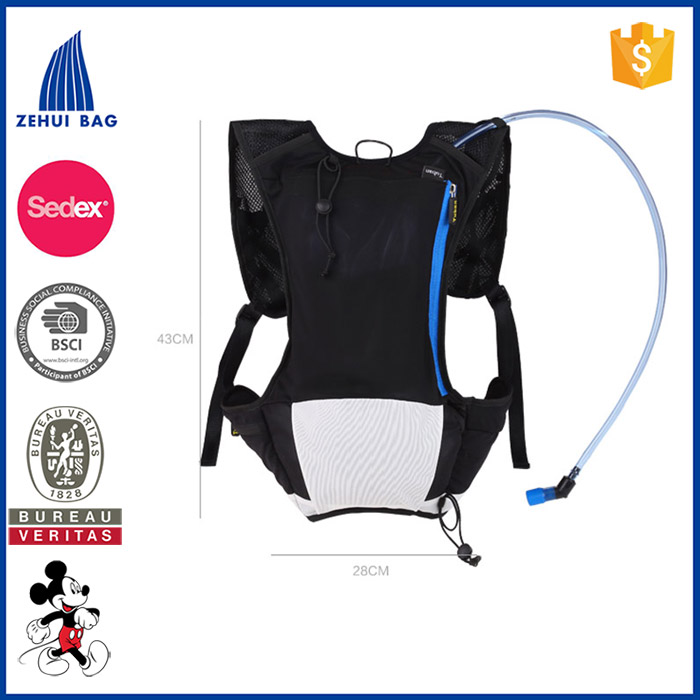Hydration Backpack 2L TPU Bladder Bicycle Hydration Backpack Pack Drinking Water Bags