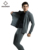 Wholesale Zipped Mens Gym Wear Gym Fitness Clothes with Fleece