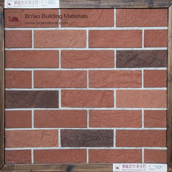 Brick wall panel fiber cement decorative outside wall - Brick decorative wall panels ...