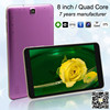 android tablet manufacturer 8 inch quad core wifi bluetooth high quality mini pocket laptop with best price