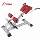 commercial gym exercise equipment back extension bench roman chair