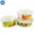 Take Away Paper Salad Bowl For Restaurant Chain