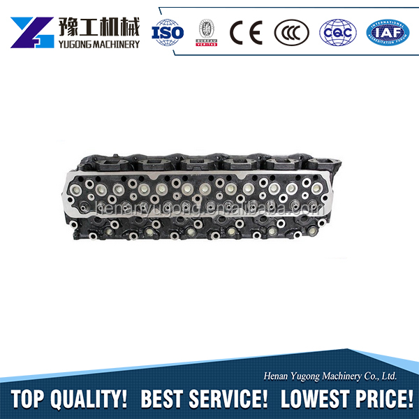 Auto Engine 6D16 cylinder head for Mitsubishi 6D16 ME997756
